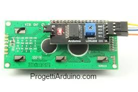 display i2c arduino