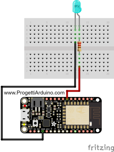 nodemcu Project blink